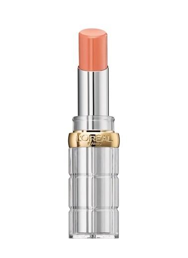 L'Oréal Paris Color Riche Shine Naked Tans Ruj 247 Shot Of Sun - Nude Kahve